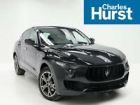Maserati Levante D V6 (black) 2017-03-01