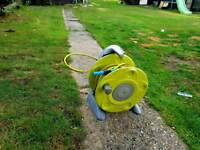 21metres Verve hose, reel and attachments