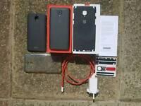 OnePlus 3T 64GB w/ accessories