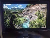 "Dell Ultrasharp 2408WFP 24"" Widescreen LCD"