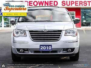 2010 Chrysler Town & Country >>>Limited w/NAV & 4.0L<<< Windsor Region Ontario image 2