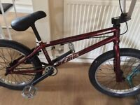 Mongoose L80 BMX (ridden twice)