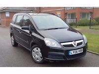 2006 Vauxhall Zafira 1.6 i 16v Life 5dr **2 OWNERS+LOW MILES**