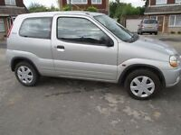 SUZUKI IGNIS - ONLY 39,000 MILES, GOOD SERVICE HISTORY