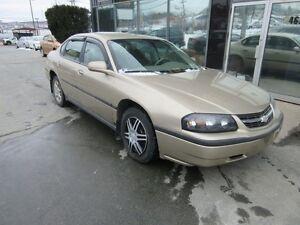 2005 Chevrolet Impala AUTO SEDAN