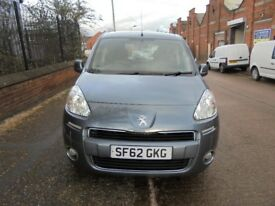 Peugeot Partner 1.6 Hdi Wheelchair Accessible WAV Disability Car.