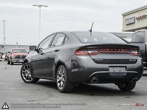 2015 Dodge Dart RALLYE | ALLOY WHEELS | HANDS FREE CALLIN Cambridge Kitchener Area image 4