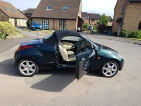 Ford Ka Street Convertable in Pristine Condition