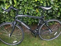 "Marin Alp 20.5"" fully serviced hybrid bicycle"
