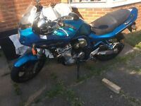 Suzuki Bandit MK1 GSF600S VERY LOW MILEAGE