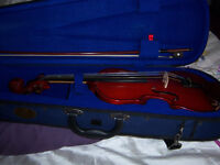 violin 3/4 size in good condition not used any more hence sale