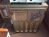Husky Shop Fries Machine