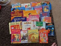 Large Collection of baby/kids books