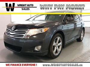 2009 Toyota Venza AWD| SUNROOF| HEATED SEATS| LEATHER| 99,005KMS