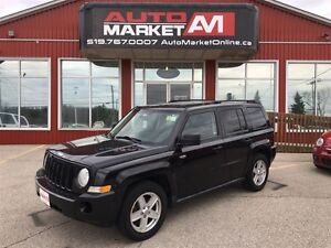 2010 Jeep Patriot Sport/North, 4X4 WE APPROVE ALL CREDIT