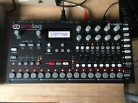 Elektron Analog 4 (A4) w/ box & premium sound packs