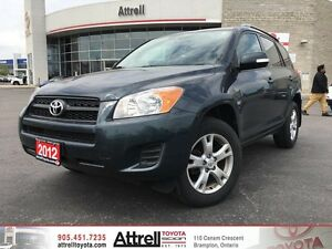 2012 Toyota RAV4. Keyless Entry, Bluetooth, Locking Diff.
