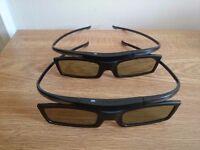 samsun active 3d glasses