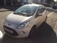 FORD KA 1.2 2011 (11) TITANIUM IMMACULATE CONDITION AND LOW MILEAGE WITH FSH