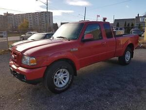 2007 Ford Ranger Sport  4x4 No Accidents
