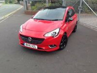 2015 reg Corsa limited edition ( new shape ) 1.4 - MINT CONDITION- -3000 miles 1st t o see will buy