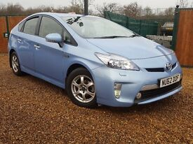 Toyota Prius Plugin Hybrid Leather UK Model Finance Available