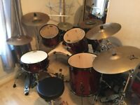 Drum Kit + lots of extras