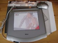 Trust TB-3100 wireless tablet and mouse (Boxed never used - Unwanted Gift)