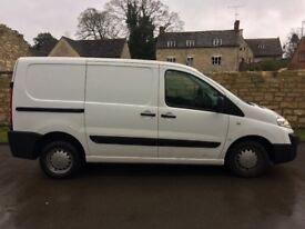 New mot,81k miles excellent condition,Citroen dispatch 1.6hdi.2010.not expert,Scudo,ford.renault