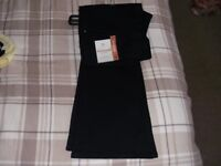 brand new size 18 long black kickflare jeans from TU
