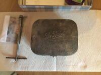 1924 camp stove