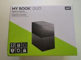WD 4 TB Elements Desktop External Hard Drive USB 3 0 Windows Mac NEW