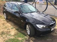 Bmw 320d se touring 2007 56 plate Leather seats M sport alloy wheels