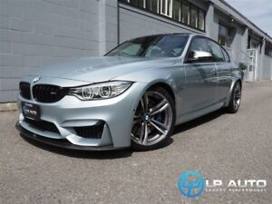 2016 BMW M3 Sedan! No Accidents! Easy Approvals!
