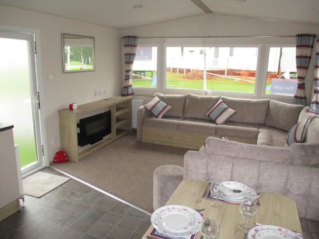 Brand new 2018 model caravan / holiday home for sale! 2018 fees included - Clacton on Sea, Essex