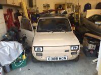 Fiat 126 Restoration