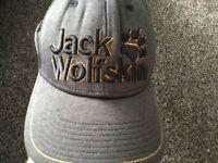 Jack wolfskin cap