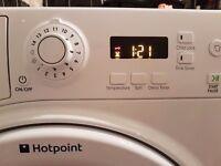 Hotpoint Aquarius slim line washing machine 6kg