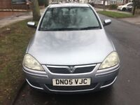 Vauxhall Corsa 1.2 16v Design 5dr. Cheap to Run and Insure!