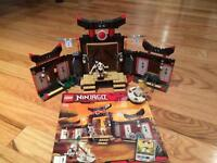 Lego Ninjago masters of spinjitzu 2504