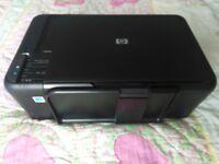 HP Deskjet F2480 Printer/ Scanner/ Copier