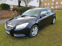 Opel Insignia 2009 1.6 petrol black