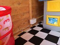 Kids Timber Playhouse