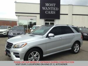 2015 Mercedes-Benz M-Class ML 350 BlueTEC | NAV | LANE / BLIND |