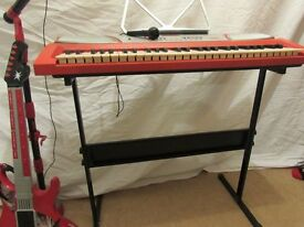 x factor piano and guitar set