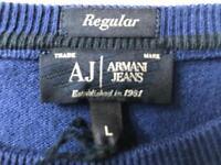 Men's Armani jumper size L
