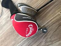 Callaway 5Wood Excellent condition