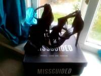 Misguided shoes size 5