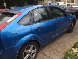 Blue ford zectec