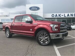 2017 Ford F-150 King Ranch/Executive Driven